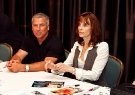 William Ostrander & Alexandra Paul